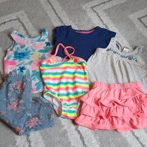 Bundle of 12m clothes